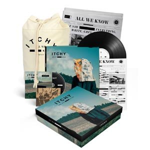 ITCHY - ALL WE KNOW (LP+CD)
