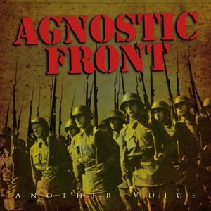 AGNOSTIC FRONT - ANOTHER VOICE (WHITE VINYL)