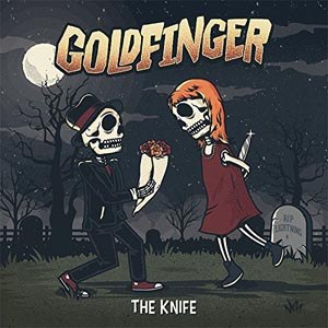 GOLDFINGER - THE KNIFE
