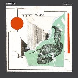 METZ - STRANGE PEACE (LOSER EDITION)