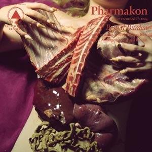 PHARMAKON - BESTIAL BURDEN (BRUISE COLORED VINYL)