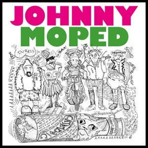 JOHNNY MOPED - CATATONIC / HARD LOVIN' MAN