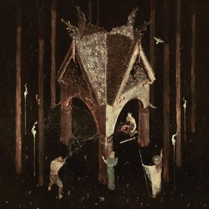 WOLVES IN THE THRONE ROOM - THRICE WOVEN (LTD GREY/CLEAR SWIRL VINYL)