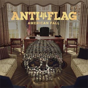 ANTI-FLAG - AMERICAN FALL (GOLD VINYL)