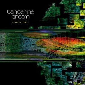 TANGERINE DREAM - QUANTUM GATE (COLOURED)
