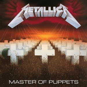 METALLICA - MASTER OF PUPPETS (REMASTERED-180GR