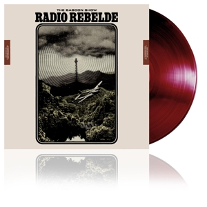 BABOON SHOW, THE - RADIO REBELDE (DARK BURGUNDY RED VINYL)