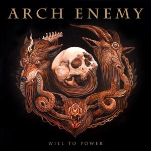 ARCH ENEMY - WILL TO POWER (BOX)