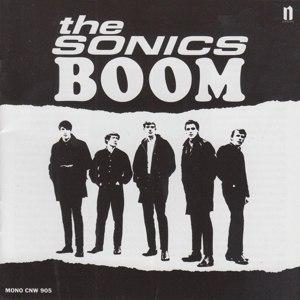 SONICS, THE - BOOM