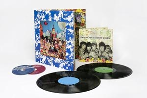 ROLLING STONES, THE - THEIR SATANIC MAJESTIES REQUEST (LP