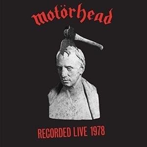 MOTÖRHEAD - WHAT'S WORDS WORTH - LIVE 1978