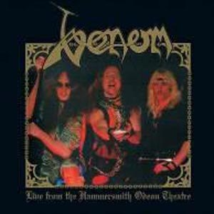 VENOM - LIVE FROM THE HAMMERSMITH ODEON THEATRE