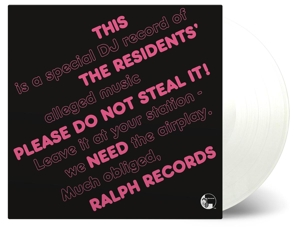 RESIDENTS, THE - PLEASE DO NOT STEAL IT (LTD TRANSPA