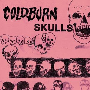 COLDBURN - SKULLS (TRANSPARENT)
