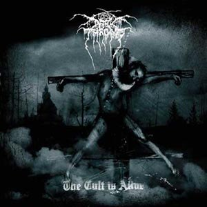 DARKTHRONE - THE CULT IS ALIVE (LIMITED EDITION)