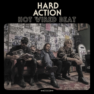 HARD ACTION - HOT WIRED BEAT (PURPLE)