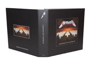 METALLICA - MASTER OF PUPPETS (REMASTERED DELUX