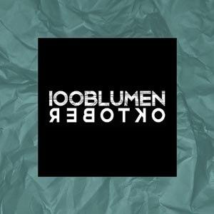 100BLUMEN - OKTOBER