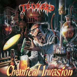 TANKARD - CHEMICAL INVASION (REMASTERED)