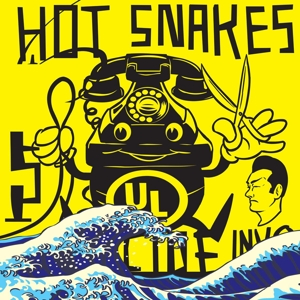 HOT SNAKES - SUICIDE INVOICE (MC)