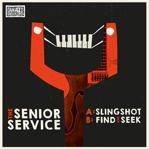SENIOR SERVICE, THE - SLINGSHOT / FIND AND SEEK
