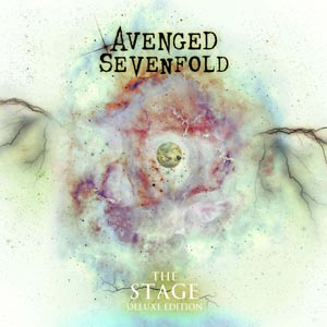 AVENGED SEVENFOLD - THE STAGE (DELUXE)