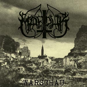 MARDUK - WARSCHAU (RE-ISSUE 2018)