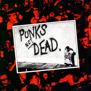 EXPLOITED, THE - PUNK'S NOT DEAD