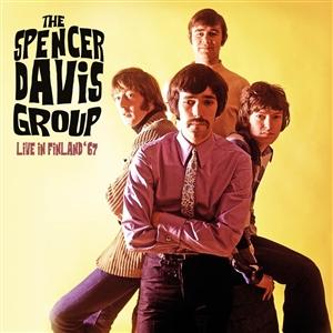 SPENCER DAVIS GROUP - LIVE IN FINLAND '67