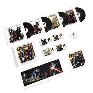LED ZEPPELIN - HOW THE WEST WAS WON (SUPER DELUXE)