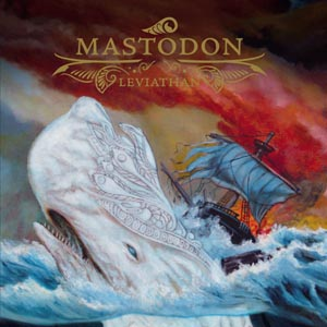 MASTODON - LEVIATHAN (COLOURED)