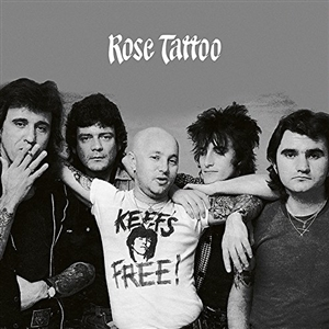 ROSE TATTOO - KEEF'S FREE - BEST OF