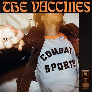 VACCINES, THE - COMBAT SPORTS (COLOURED)