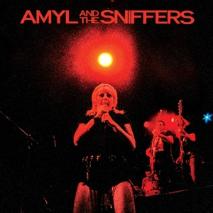 AMYL AND THE SNIFFERS - BIG ATTRACTION & GIDDY UP (BLACK & BLUE VINYL)