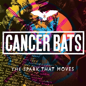 CANCER BATS - THE SPARK THAT MOVES (CLEAR)
