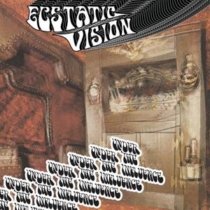 ECSTATIC VISION - UNDER THE INFLUENCE (SPLATTER VINYL