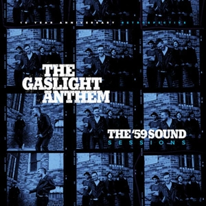 GASLIGHT ANTHEM, THE - THE '59 SOUND SESSIONS (DELUXE PHOTOBOOK LP)
