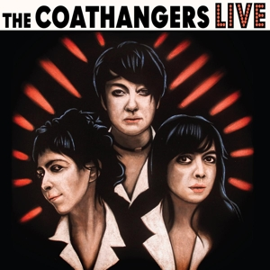 COATHANGERS, THE - LIVE