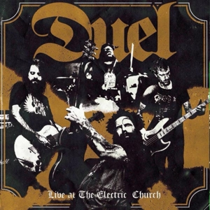 DUEL - LIVE AT THE ELECTRIC CHURCH (GREEN