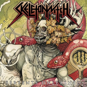 SKELETONWITCH - SERPENTS UNLEASHED (SPLATTER VINYL)