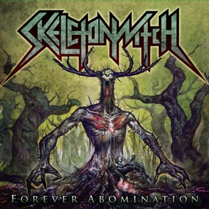 SKELETONWITCH - FOREVER ABOMINATION (SPLATTER)