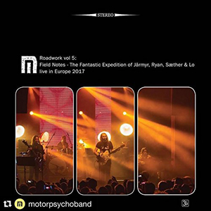 MOTORPSYCHO - ROADWORK VOL.5 (COLOURED)