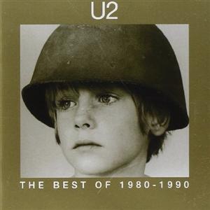 U2 - THE BEST OF 1980-1990