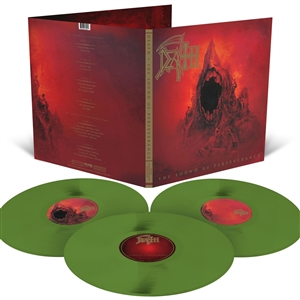 DEATH - THE SOUND OF PERSEVERANCE (GREEN VINYL)