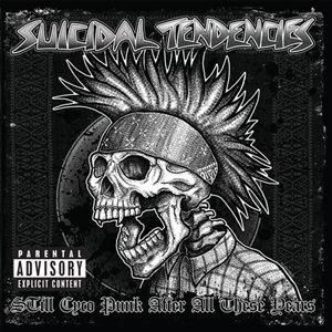 SUICIDAL TENDENCIES - STILL CYCO PUNK AFTER... (BLUE VINYL)