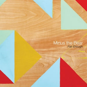 MINUS THE BEAR - FAIR ENOUGH (LIMITED GREEN COLORED EDITION)