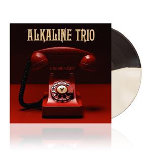 ALKALINE TRIO - IS THIS THING CURSED? (BLACK/BONE V
