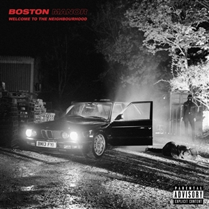 BOSTON MANOR - WELCOME TO THE NEIGHBOURHOOD (CLEAR VINYL)