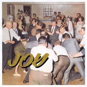 IDLES - JOY AS AN ACT OF RESISTANCE (BLACK