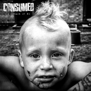 CONSUMED - A DECADO OF NO (GREEN SPLATTER VINYL)